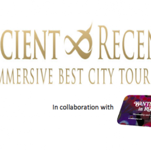 15% off with the WIR card for a Virtual Reality City Tour