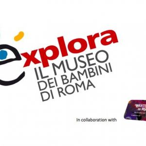 Explora Children's Museum in Rome - 10% off on ticket with the WIR Card