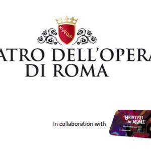 10% discount on tickets for the Teatro dell'Opera di Roma