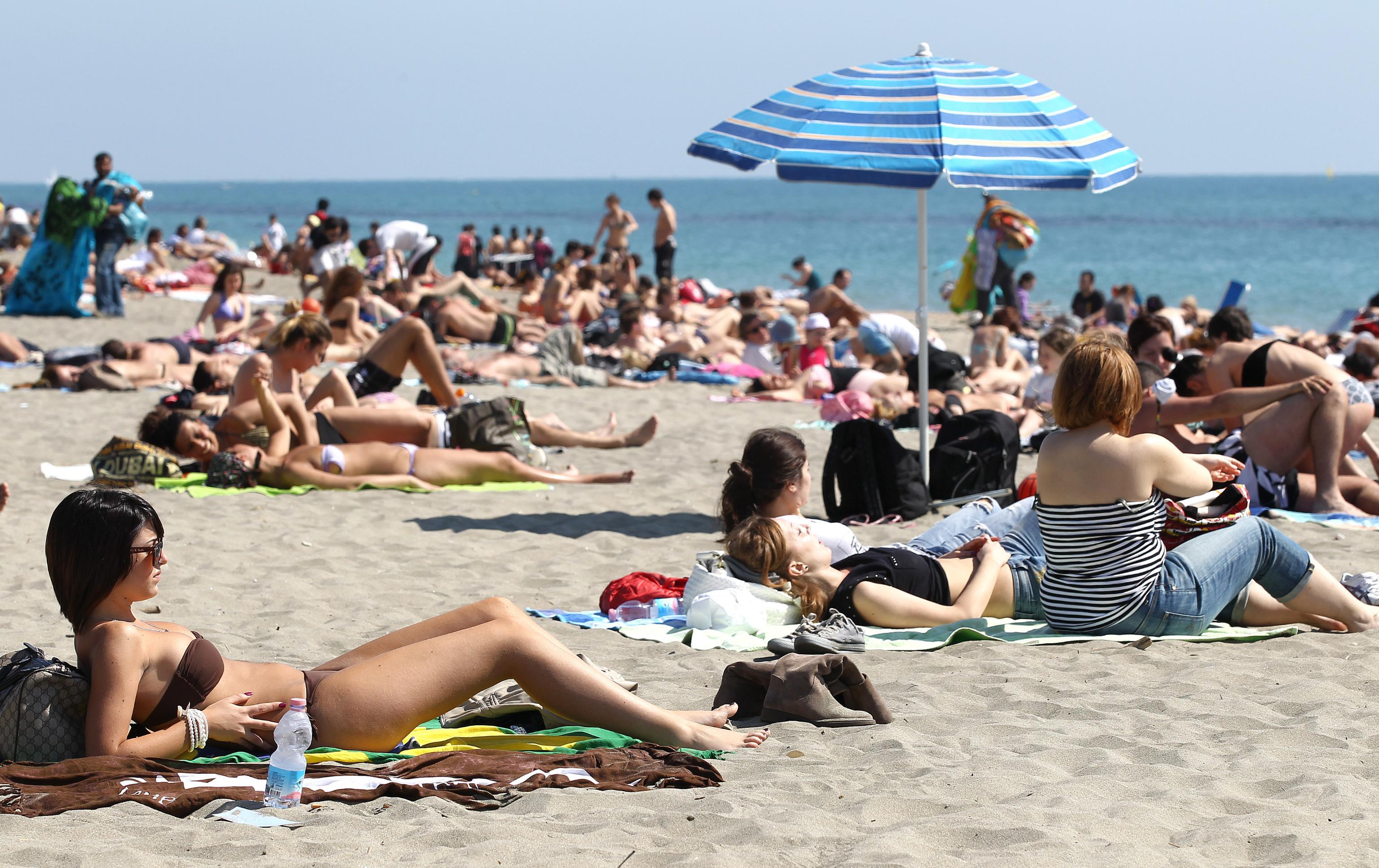 Beaches rome pics 98