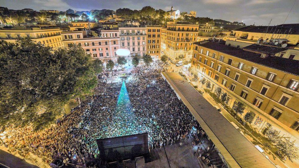 Rome's free outdoor film festival returns this summer